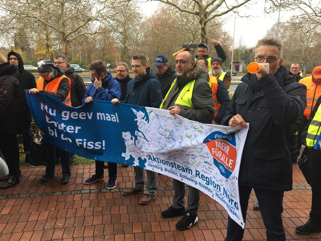 Demo Hannover 5-2018